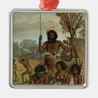 An Australian family party from New South Wales Christmas Ornament