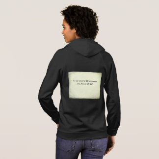 An Authentic Homemaker And Proud Of It! Sweatshirt
