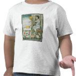 An Aztec feather artisan Tee Shirts