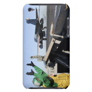 An EA-6B Prowler launches from the flight deck iPod Touch Case