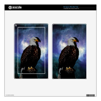 An eagle in the mirror skins for kindle fire