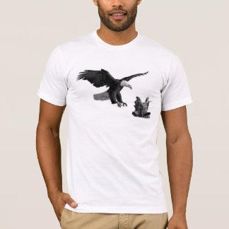 An Eagle Landing T-Shirt