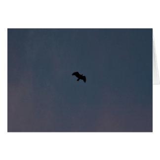An Eagle Soars High Card