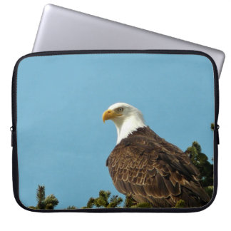 An Eagle View Computer Sleeve