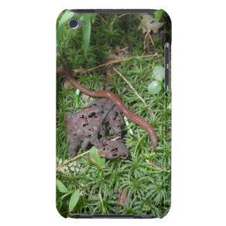 An Earthworm iPod Case-Mate Case