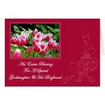 An Easter Blessing Card Goddaughter & HerBoyfriend