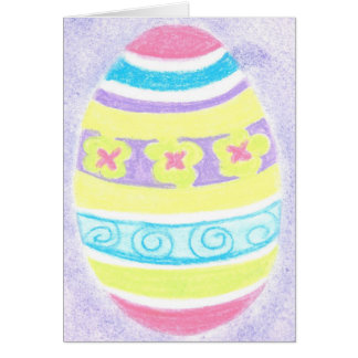 an Easter card for my egg-tra special grandson