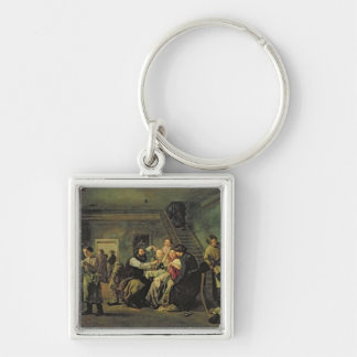 An Eating House, 1859 Key Chains