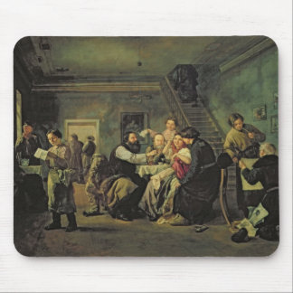 An Eating House, 1859 Mouse Pad