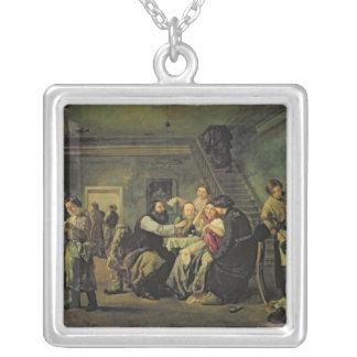 An Eating House, 1859 Custom Jewelry