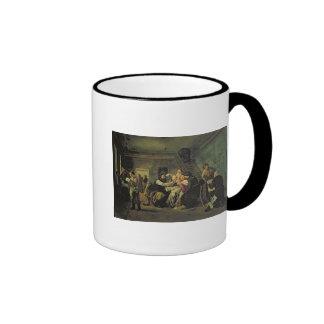 An Eating House, 1859 Ringer Mug