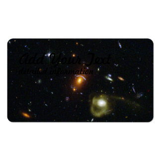 An Eclectic Mix of Galaxies Business Cards