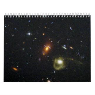 An Eclectic Mix of Galaxies Calendar