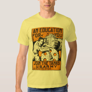 An Education For You ~ Join The Tanks