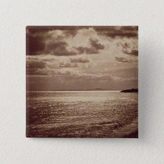 An Effect of the Sun, Normandy c.1857 (sepia photo Button
