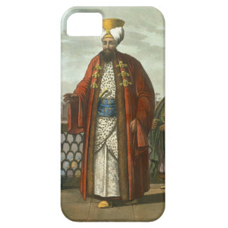 An Egyptian Bey, plate 41 from 'Views in Egypt', e iPhone SE/5/5s Case