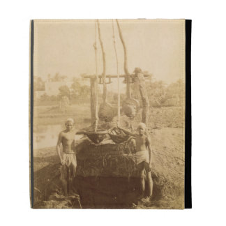 An Egyptian Irrigation Machine on the Banks of the iPad Case