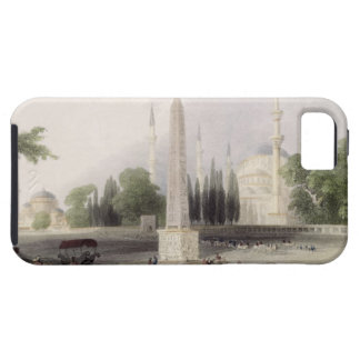 An Egyptian obelisk in the Atmeidan, or Hippodrome iPhone 5 Cover