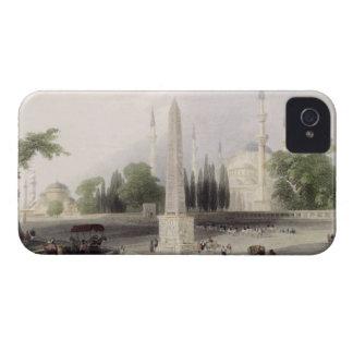 An Egyptian obelisk in the Atmeidan, or Hippodrome Case-Mate iPhone 4 Case