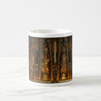 An elaborate Alter in Ripon Cathedral Mug