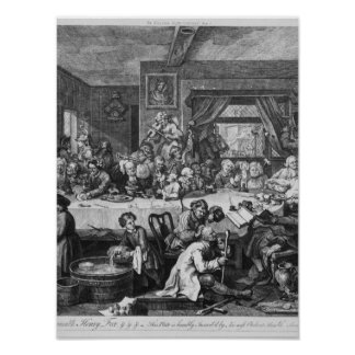 An Election Entertainment 1755 Posters
