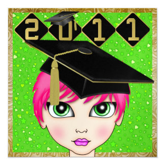 An Elegant DIVA Graduation Event - SRF Card