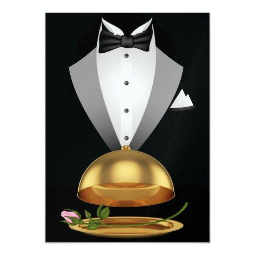 An Elegant Formal Event - SRF Custom Invite