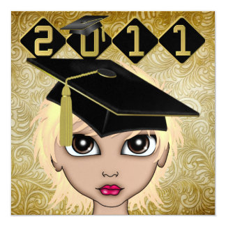 An Elegant Graduation Event - SRF Invite