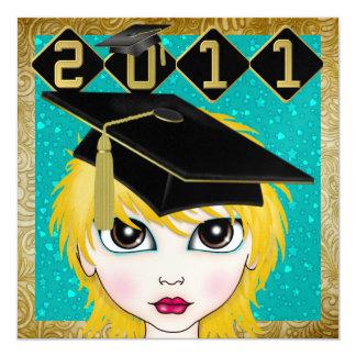 An Elegant Graduation Event - SRF Custom Invites