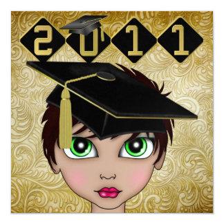 An Elegant Graduation Event - SRF Personalized Invitations
