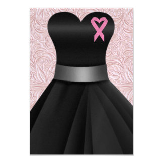 An Elegant Pink Ribbon Occasion  - SRF Card