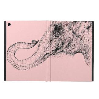 An elephant's faithful 100%  by Inkspot iPad Air Cover