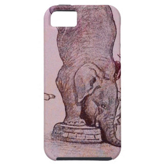 An Elephant's Work iPhone 5 Cover