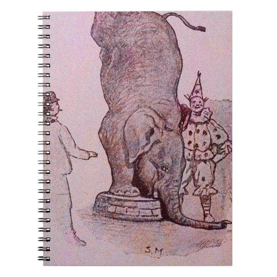 An Elephant's Work Notebook