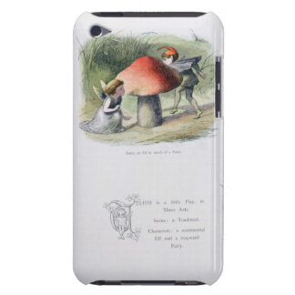 An Elf in Search of a Fairy, illustration from 'In iPod Touch Case-Mate Case