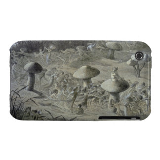 An Elfin Dance by Night, illustration from 'In Fai iPhone 3 Case-Mate Case