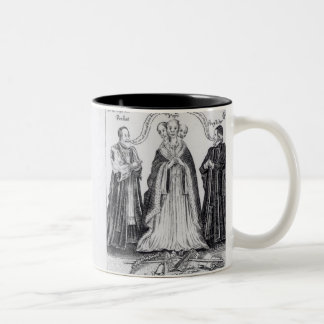 An Emblem of the Antichrist Two-Tone Coffee Mug