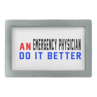 An Emergency physician Do it better Belt Buckles