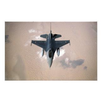 An Emirati F-16 Photograph