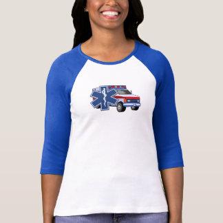 An EMS Ambulance T-Shirt