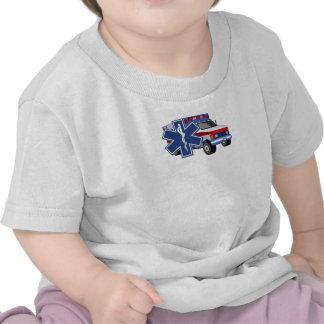 An EMS Ambulance T Shirt