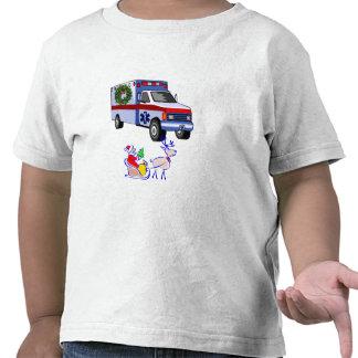 An EMS Christmas Gifts Shirts