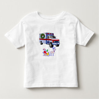 An EMS Christmas Gifts Toddler T-shirt