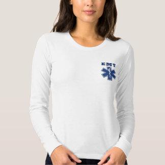An EMT Star of Life T Shirt