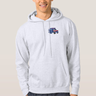 An EMT We Are The Difference Hooded Sweatshirt