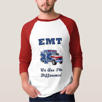 An EMT We Are The Difference T Shirt