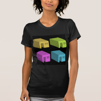 An enclosed space with openings T-Shirt