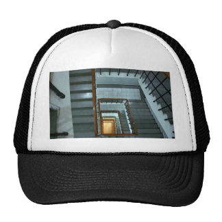 An endless race to the bottom trucker hat