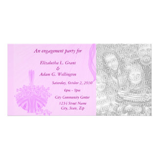 An Engagement Party For ____ Card