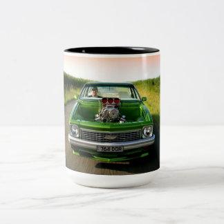 An Engine with your Car sir? Two-Tone Coffee Mug